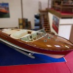 Toy-car Cantiere RIVA, Typ Aquarama, Włochy 1966 r. Osenat, 250 – 300 tys. EUR Źródło: www.auction.fr