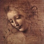 IMPRIMATURA Leonardo da Vinci, La Scapigliata Żródło: www.wetcanvas.com