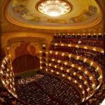 Wnętrze Teatru w Buenos Aires, źródło: guiddo.com
