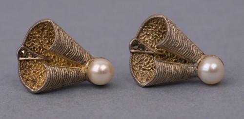 5. Kolczyki z perłami