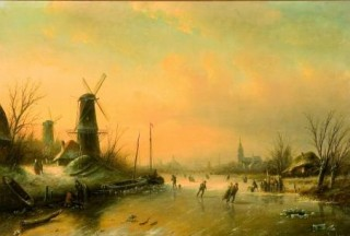 COLOURS OF THE WORLD. GRAND EXHIBITION OF LANDSCAPE PAINTING